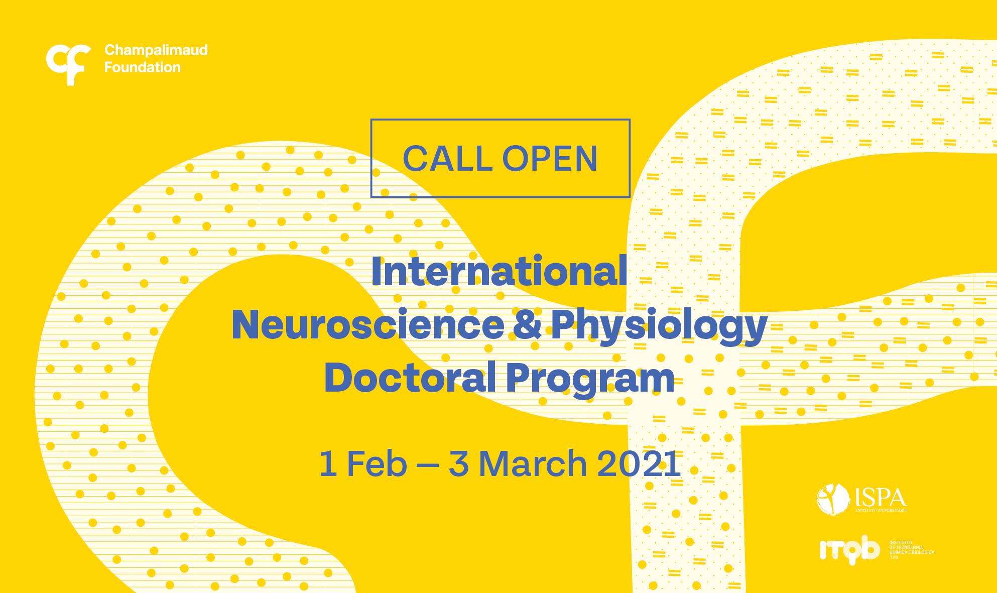 International Neuroscience & Physiology Doctoral Programme